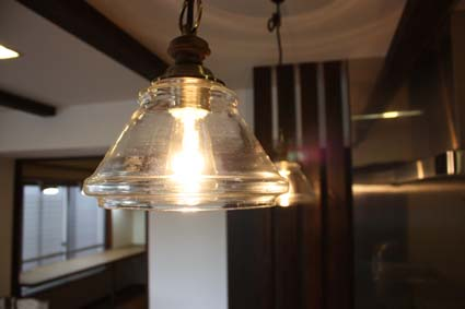 キッチンカウンター照明.jpg